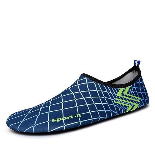 Hy Descalzo Zapatos de Agua, Mens Womens al Aire Libre Nadar ...
