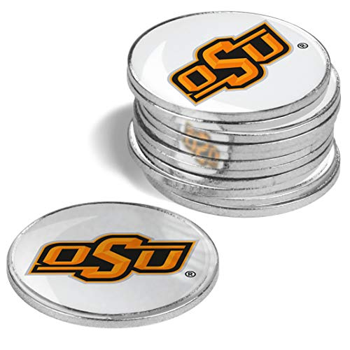 (NCAA Oklahoma State Cowboys - 12 Pack Ball Markers)