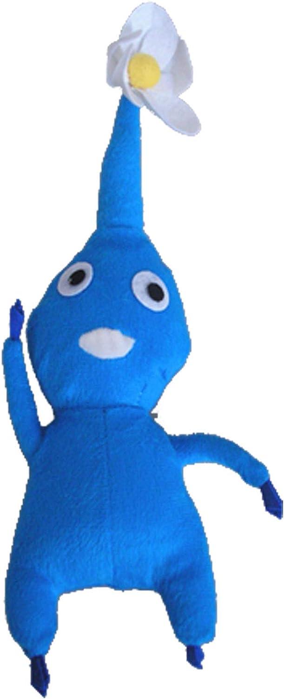 Amazon Com Fantasycart Handmade 12 Pikmin Plush Doll Dark Blue