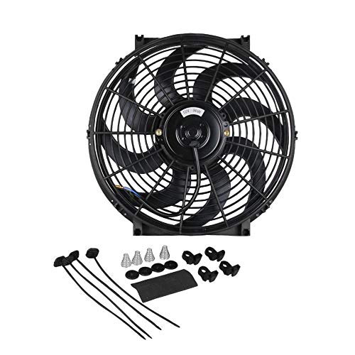 gfjfghfjfh 1Pc 12V Engine Cooling Fan 14