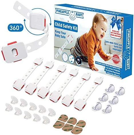 Baby Proofing Registry Kit Protectors product image