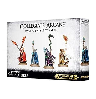 Warhammer AOS Collegiate Arcane Battle Wizards from Warhammer