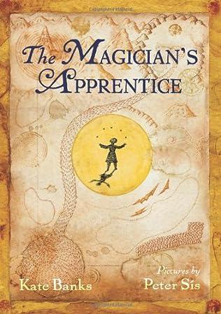 book cover of The Magician\'s Apprentice