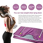 zinnor Far Infrared Sauna Blanket 2 Zone Digital Controller Slimming Weight Detox Spa (US Shipping)
