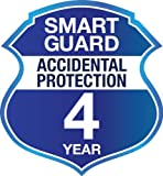 SmartGuard 4-Year Electronics Accidental Protection Plan ($1000-$1500)