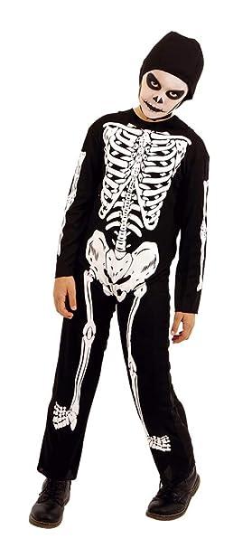 Haunted House- Esqueleto Disfraz Skelito Inf (Rubies S8516-L ...