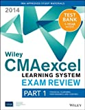 Wiley CMA Learning System Exam Review 2014 + Test Bank : Financial Planning, Performance and Control, IMA, 1118776658