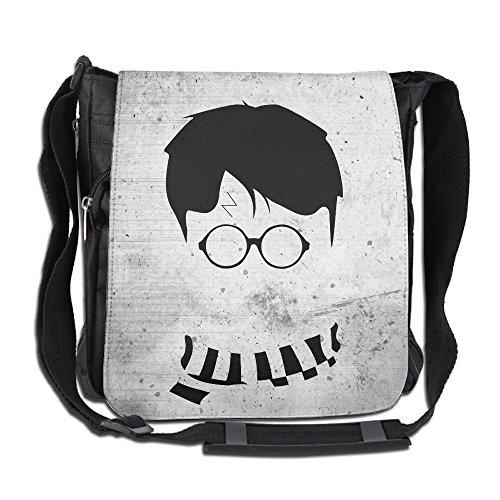 BakeOnion Harry Potter Poster Messenger Bag Traveling Briefcase Shoulder Bag For Adult Travel And Business (North Carolina Halloween Costumes)