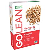 Kashi GOLEAN Cereal, 13.1-Ounce Boxes (Pack of 6)