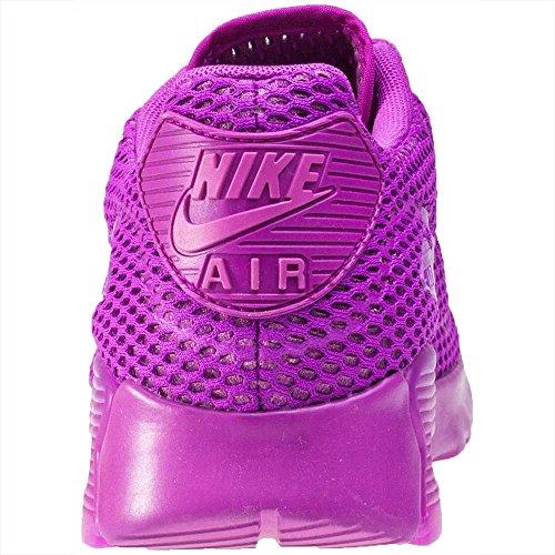 Nike Air Max 90 Donne W Scarpe Da Ginnastica Ultra Br, Nero, Viola 36 Eu