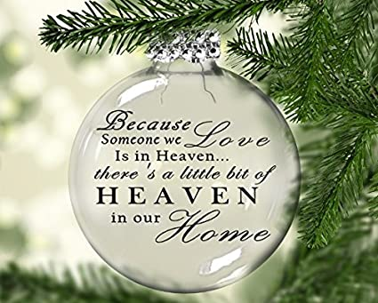Christmas Ornaments From Heaven Merry Christmas From Heaven Pewter