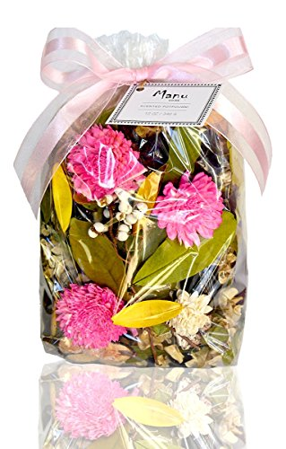 Spring Potpourri - Manu Home Sale! Jamine Flower Potpourri for Anyone! Great Idea for Weddings, Birthdays, Housewarming with Fresh Scent ~ Hand Crafted in USA ~