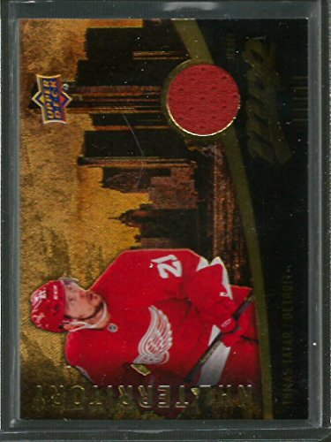 2016-17 MVP NHL Territory Jersey Material #TM-TA Tomas Tatar NM-MT MEM Red Wings Mvp Materials
