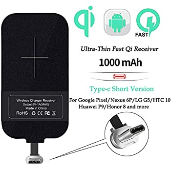 Amazon.com: Wireless Charger Receiver, Nillkin Magic Tag Qi ...
