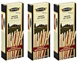 Alessi Thin Garlic Breadsticks, 4.4 Ounce (Pack of 3) For Sale