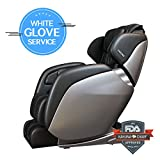 Premium SL-Track Kahuna Massage Chair - SPIRIT 3yrs full warranty (Black WG)