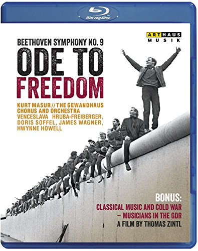 Ode to Freedom Beethoven Sym 9 (Blu-ray)