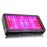 Zanflare 1200W LED Grow Light, Double Chips Full Spectrum Plant Grow Light with UV and IR for Greenhouse Hydroponic Indoor Plants Veg and Flower