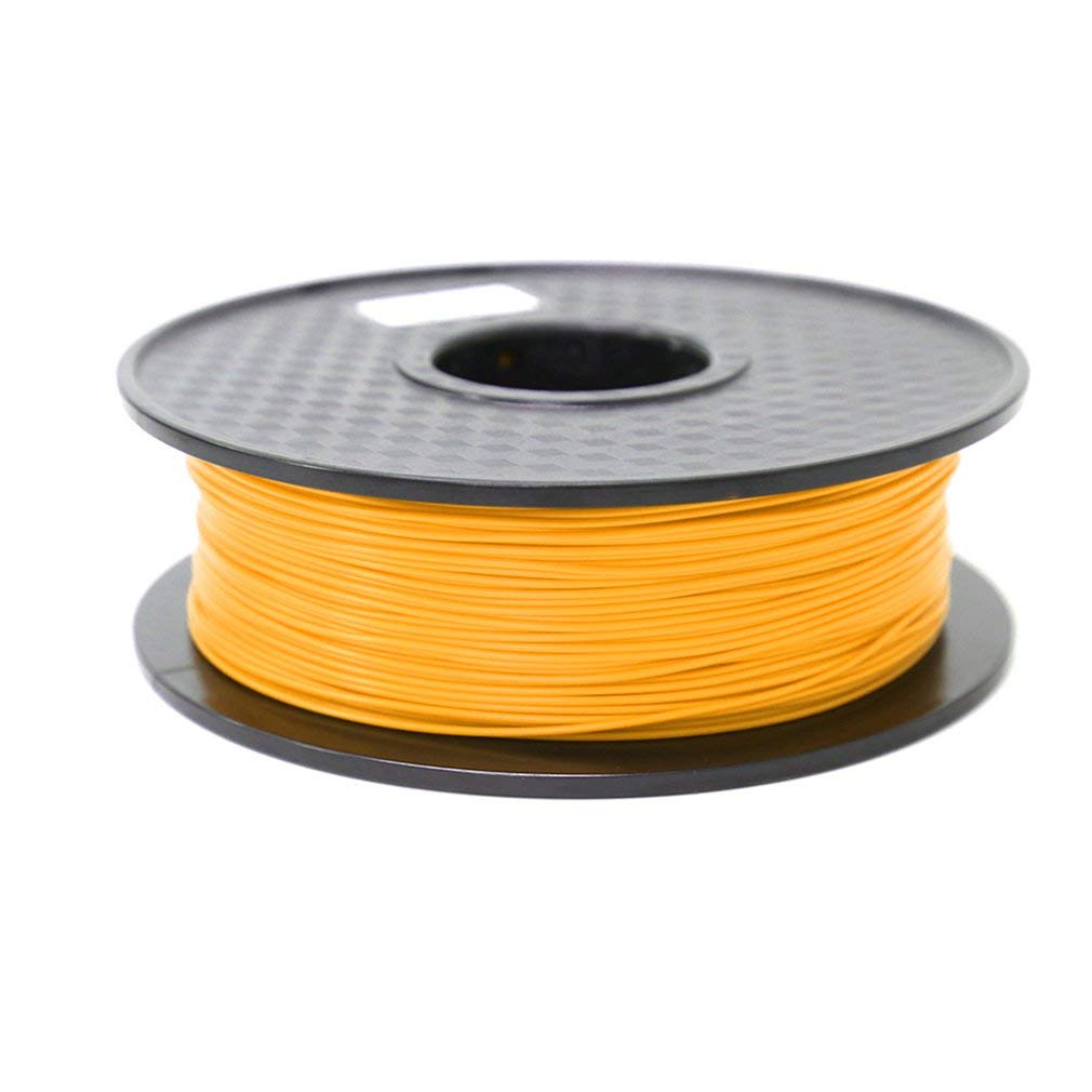 PanTech 3D Printing Filament PETG 1.2Kg PLA ABS Printer + Wood Carbon Fibre Yellow