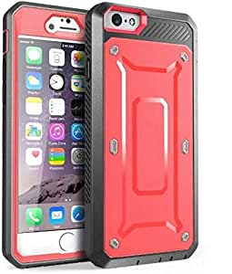 Pink Shock Dust Proof Protector Bumper Case Cover For Apple iPhone 6 Plus 5.5 inch