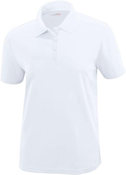 Core 365 Pinnacle Ladies Performance Short Sleeve Polo Shirt XXX-Large Classic Navy 78181