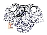 Freerun Dog Cat Dress Chinese Style Blue and White Porcelain Cheongsam Vest Clothes Costume - M