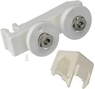 ROCA Rodamiento Mampara Supra Blanco [1 Unidad]: Amazon.es: Electrónica