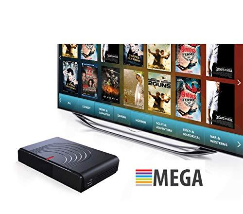 Live IPTV Receiver Box 4500+ Global Channels from Arabic American Europe Turkish India جهاز العائلة للقنواة العربية والعالمية