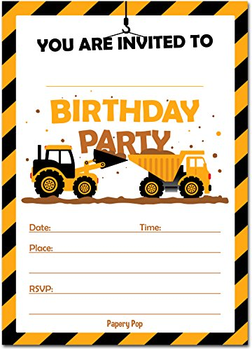Kids 1st Birthday Invitations - 7