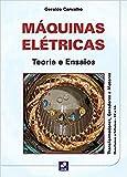 capa de Máquinas Elétricas. Teoria e Ensaios