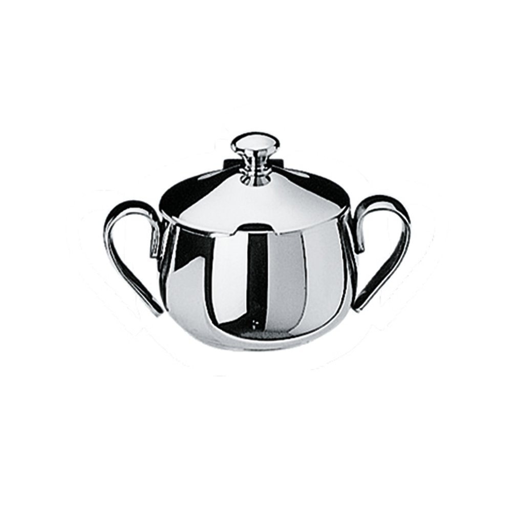 Mepra Bombata Sugar Bowl with Lid, 20 Cubic Liter