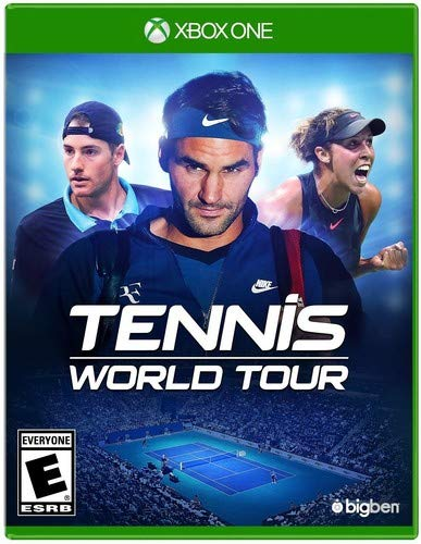 (Tennis World Tour - Xbox One)
