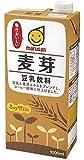 マルサン 豆乳飲料麦芽 1L×6本