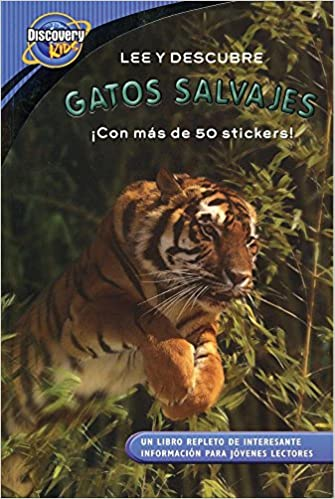LEE Y DESCUBRE - GATOS SALVAJES: Varios Autores: 9781407550176: Amazon.com: Books