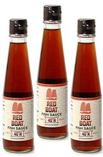 Red Boat Fish Sauce 40 N