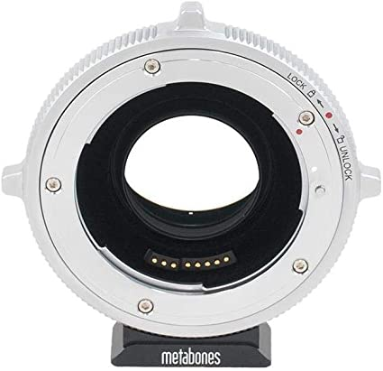 Metabones Canon Ef To Emount T Cine Speed Booster Ultra Kamera