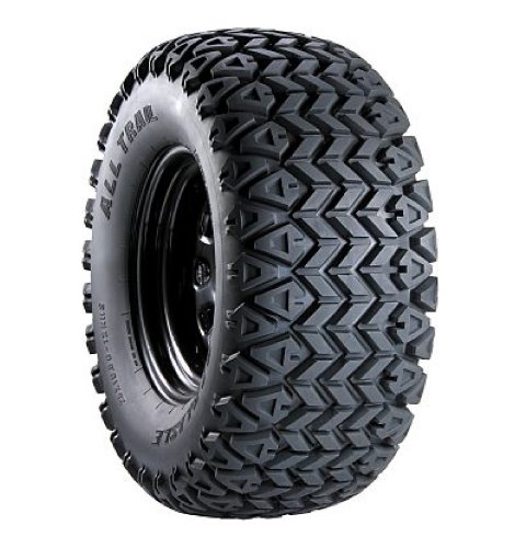 Carlisle All Trail II ATV Tire  - 22X9.50-10 (Best Atv Tires For Trail Riding)