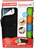 Skip Hop Bento Mealtime Kit, Black