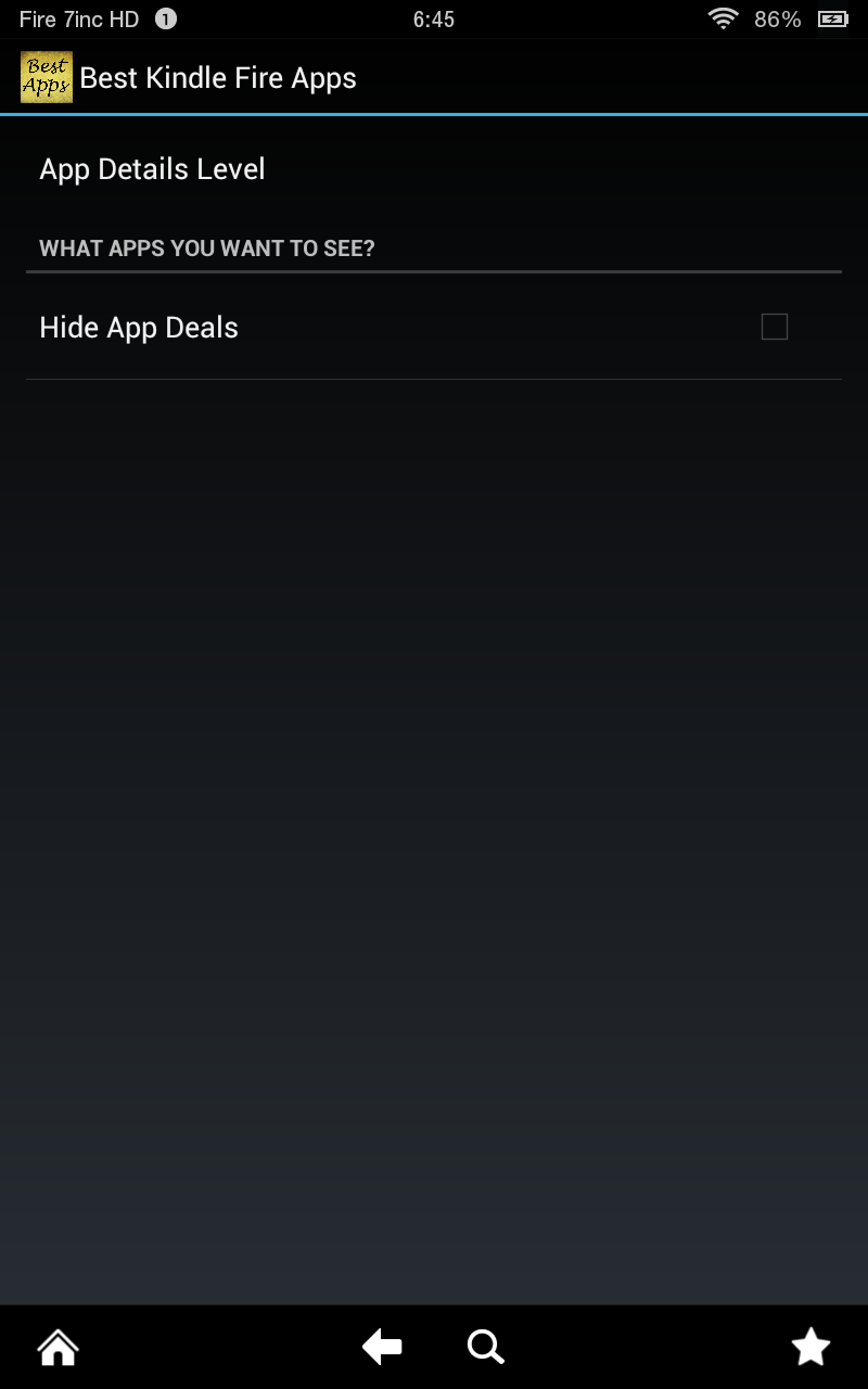 Toy App For Kindle Fire : Amazon best apps for kindle fire