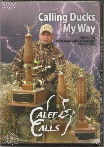 Calling Ducks My Way ~ Duck Hunting DVD Waterfowl