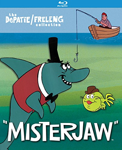 Misterjaw (1974-75) (34 Cartoons) (2-Discs) [Blu-ray]