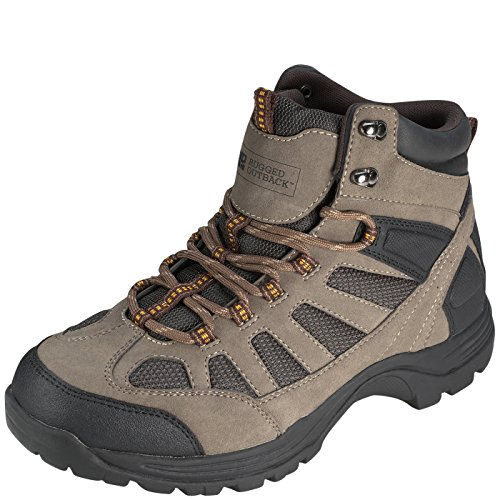 Pictures of Rugged Outback Men's Ridge Mid Hiker Small 1