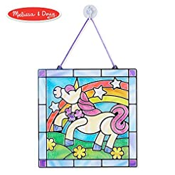 Melissa & Doug Stained Glass Made Easy A...