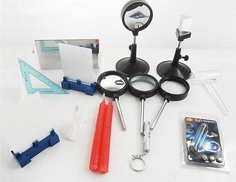 Conjunto De Herramientas De Equipos De Laboratorio Herramientas De Experimentación Física, Conjunto De Equipos De Laboratorio Escolar, Óptico, Eléctrico, ...