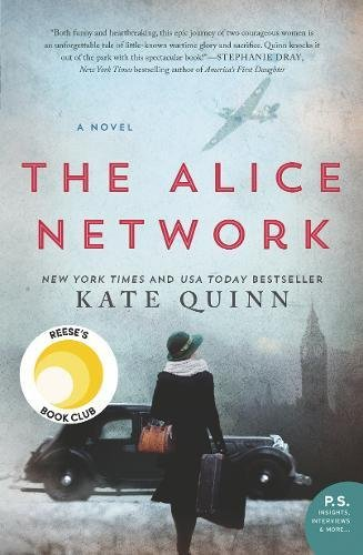 Book cover from The Alice Network: A Novel by Kate Quinn