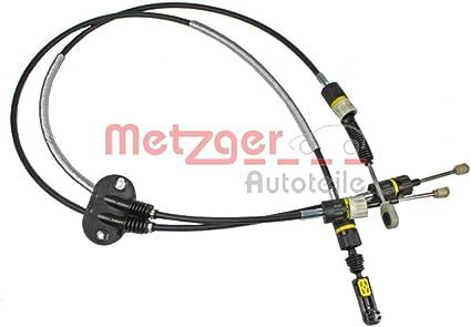 Metzger 3150043 Cable de accionamiento, Caja de Cambios: Amazon.es: Coche y moto