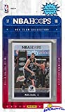 Memphis Grizzlies 2017/18 Panini Hoops NBA Basketball EXCLUSIVE Factory Sealed Limited Edition 9 Card Team Set with Marc Gasol, Mike Conley, Tyreke Evans & Many More! Shipped in Bubble Mailer! WOWZZER