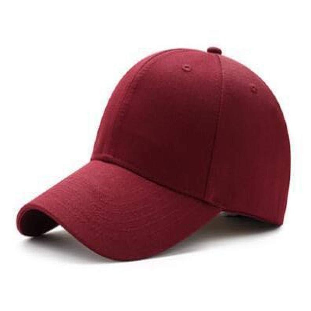 kyprx Gorra de béisbol para Hombre versión Coreana del Sombrero de ...