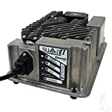 Battery Charger, Lester Summit Series II, 36-48V Auto Ranging Voltage 13-27A, EZGO Powerwise