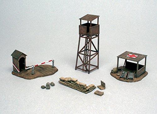 Italeri Models Battlefield Buildings WWII Kit